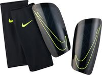 Espinilleras fútbol Nike Mercurial Lite Negro