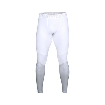 Under Armour Leggings UA Vanish para hombre Blanco