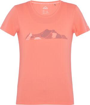 McKINLEY Camiseta Manga Corta Rakka wms mujer Rosa