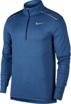 Nike Camiseta m/lNK ELMNT TOP HZ 3.0 hombre Azul