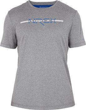 ENERGETICS Camiseta Manga Corta Malou II hombre Gris