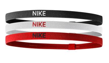Nike Accessories Cintas Pelo Elásticas (Pack 3Uds) mujer