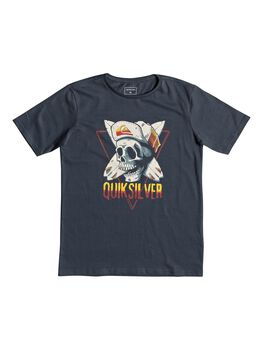 Quiksilver Soul Arch - Camiseta para Chicos 8-16 niño
