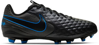 Nike JR LEGEND 8 ACADEMY FG/MG Negro