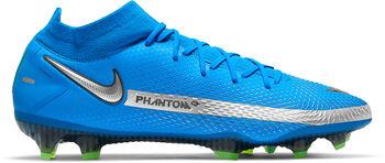 Botas de fútbol Nike Phantom GT Elite Dynamic Fit FG Azul