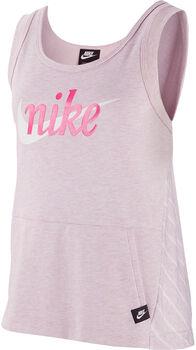 Nike Camiseta de entrenamiento de lana Sportswear niña