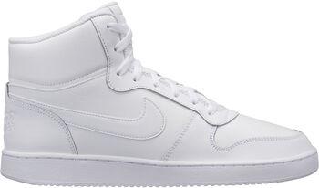 Nike Ebernon Mid Premium hombre Blanco