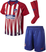 Conjunto fútbol Nike Atlético de Madrid Junior