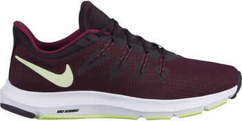 new concept be75e 929d0 Nike Quest mujer Rojo