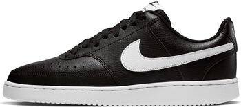 Nike Zapatilla COURT VISION LO hombre Negro