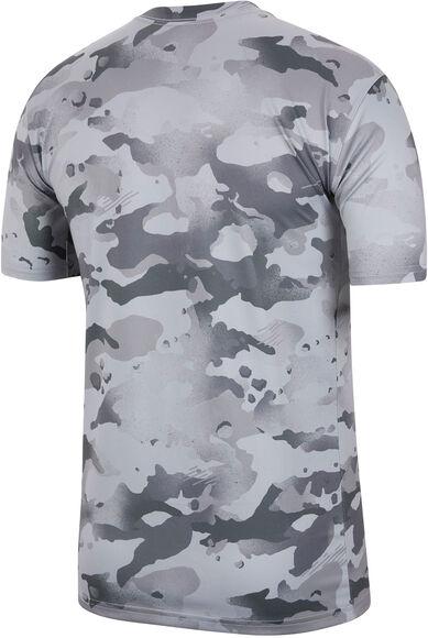 Camiseta Manga Corta Dry Camo