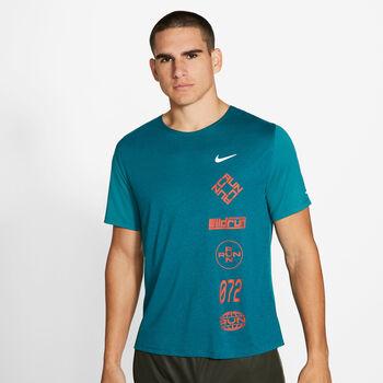 Nike Camiseta manga corta Dri-Fit Wild Run hombre