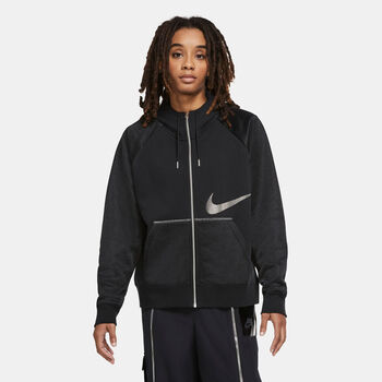 Nike Chaqueta Sportswear Icon Clash  mujer Negro