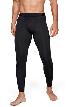 Under Armour Pantalon CG Rush Legging hombre Negro