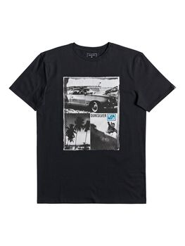 Quiksilver Surf Vibes - Camiseta para Hombre