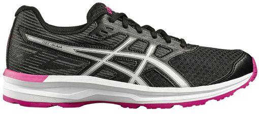 Asics - GEL-IKAIA 8 - Mujer - Zapatillas Running - Negro - 39