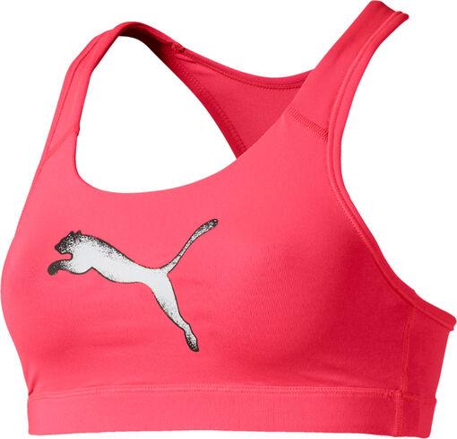 Puma - Sostén deportivo de medio impacto 4Keeps - Mujer - Sujetadores deportivos - Rosa - L