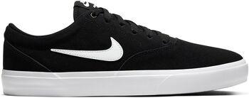 Zapatillas Nike SB Charge Suede Negro