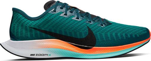 Nike - Zapatilla ZOOM PEGASUS TURBO 2 - Hombre - Zapatillas Running - Verde - 41