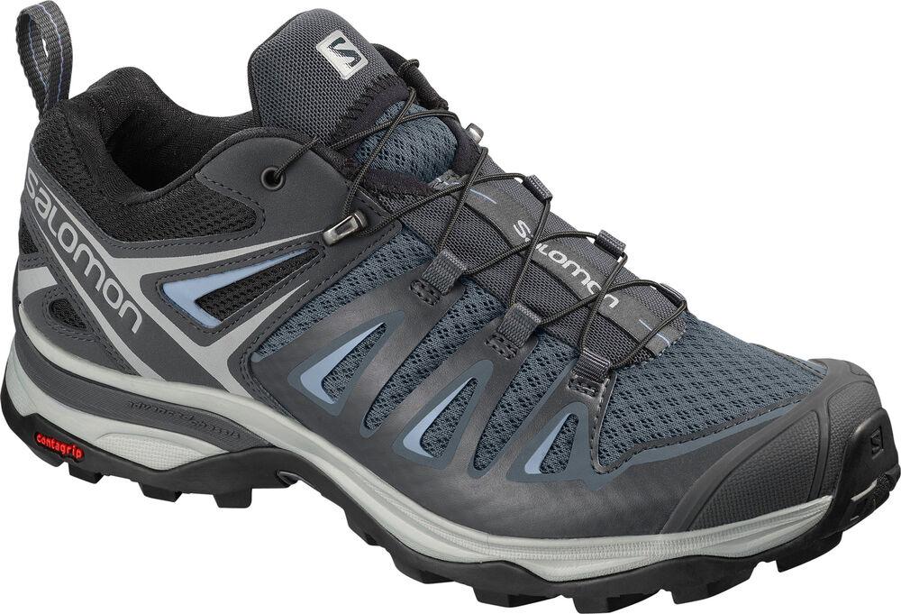 Salomon - X ULTRA 3Stormy Wea/Ebon - Mujer - Zapatillas trekking y senderismo - 37 1/3