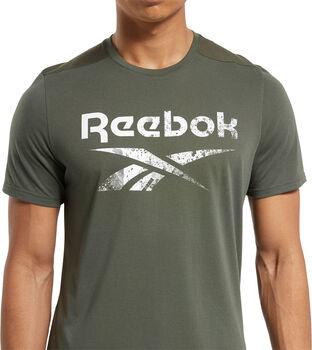 Reebok Camiseta Manga Corta Actron hombre