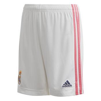 adidas Pantalón Corto Equipación Real Madrid 20-21 niño