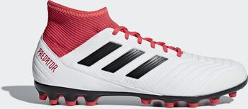 Botas fútbol adidas Predator 18.3 AG Blanco