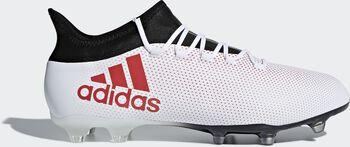 Botas Fútbol adidas X 17.2 FG Gris