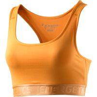 Energetics Branu wms Sujetador Fitness mujer Naranja