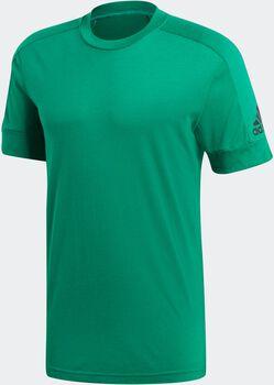 adidas ID Stadium Tee Hombre Verde