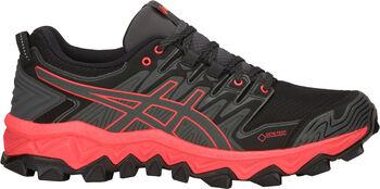 02cfd0f0ed9 Asics Zapatillas para correr Gel-Fujitrabuco 7 G-TX mujer Gris