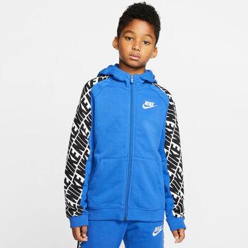 Nike Chaqueta Sportswear Big Kids' (Boy Azul