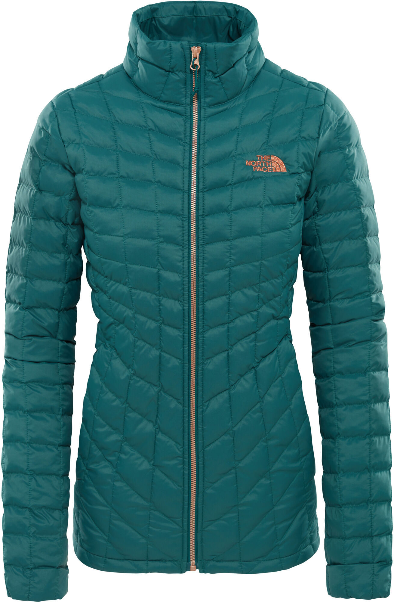 The North Face T93brl Chaqueta con cremallera Thermoball Mujer