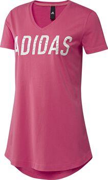 adidas Kinesics Tee 1 Mujer Rosa