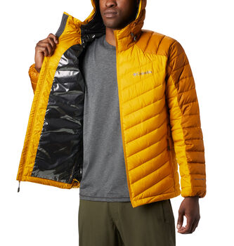 Columbia Chaqueta Horizon Explorer Hooded Jacket hombre