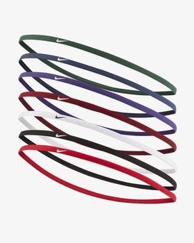 Nike Accessoires Cintas para el pelo delgadas (pack 8)
