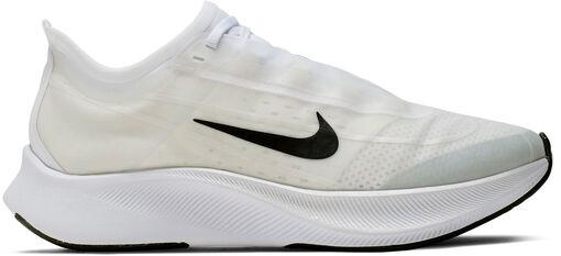 Nike - Zapatilla WMNS ZOOM FLY 3 - Mujer - Zapatillas Running - Blanco - 36dot5