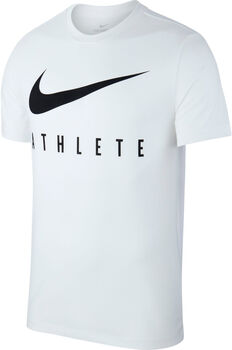 Nike Camiseta m/cNK DRY TEE DB ATHLETE hombre Blanco