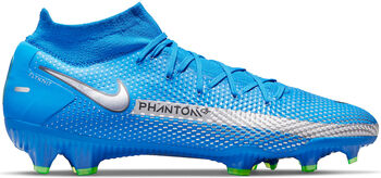 Botas de fútbol Nike Phantom GT Pro hombre Azul