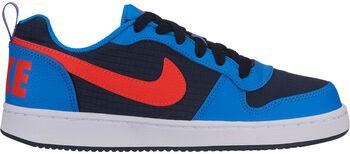 Nike  Court Borough Low (GS)  niño Azul