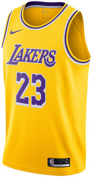 Nike Lakers Icon Edition NBA hombre Amarillo