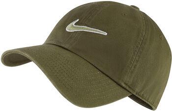 Nike Gorra U NSW H86 CAP NK ESSENTIAL SWH Verde