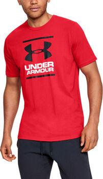 Under Armour Camiseta manga corta GL Foundation T hombre Rosa