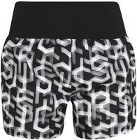 Pantalones cortos estampados de 3.5 pulgadas