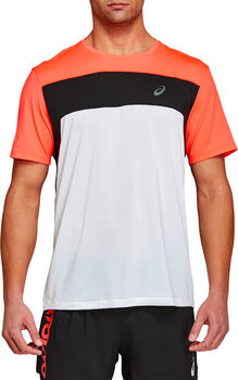 ASICS Camiseta RACE SS TOP hombre Multicolor