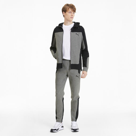 Sudadera EVOSTRIPE Hooded Jacket