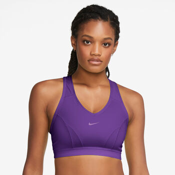 Nike Sujetador deportivo Swoosh Icon Clash mujer