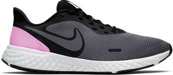 Nike Zapatillas running Revolution 5 mujer Gris