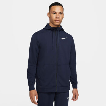 Sudadera con capucha y cremallera Nike Dri-FIT hombre