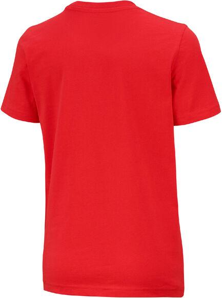Camiseta manga corta Cat Logo